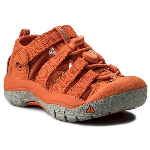 Sandały KEEN - Newport H2 1018264 Golden Poppy, kolor pomarańczowy
