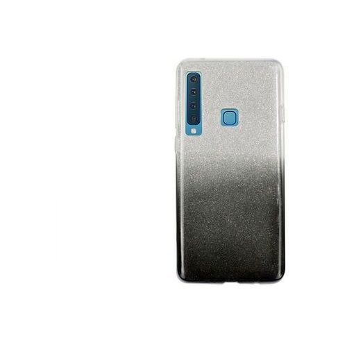 Forcell shining case Samsung galaxy a9 (2018) - etui na telefon forcell shining - czarne ombre