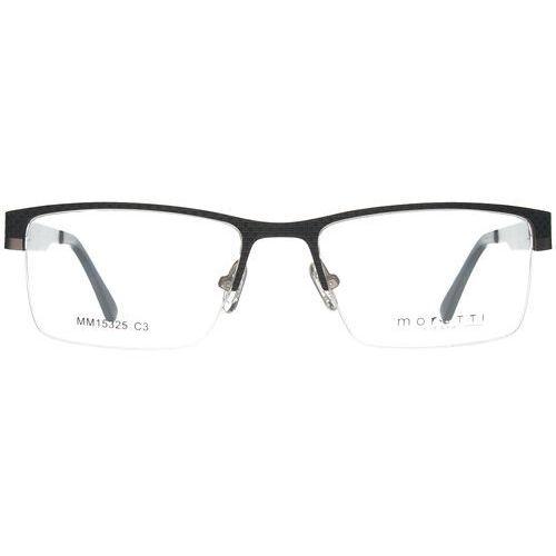 Moretti MM 15325 c3 Okulary korekcyjne + Darmowa Dostawa i Zwrot