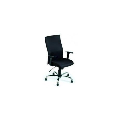 Unique Krzesło biurowe black on black
