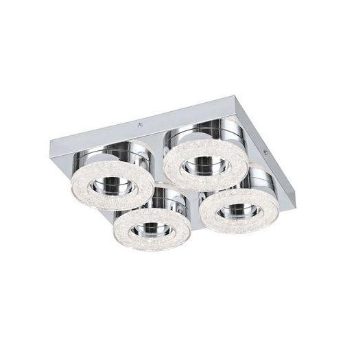 Eglo 79055 - led oświetlenie punktowe fradelo 4xled/4w/230v (9002759790554)
