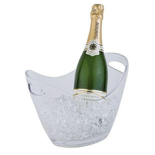 Aps Pojemnik na wino lub szampana z tworzywa 270x200x210 mm, przeźroczysty   , 36052