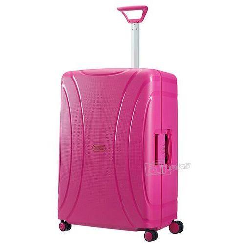 American Tourister Lock'n'Roll średnia walizka 69 cm / różowa - Dynamic Pink