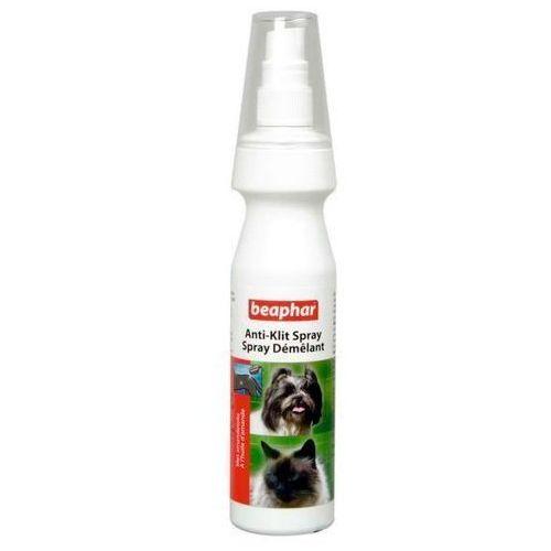 Beaphar Anti Klit spray z olejkiem migdałowym - ułatwia rozczesywanie 150ml, MO-13560