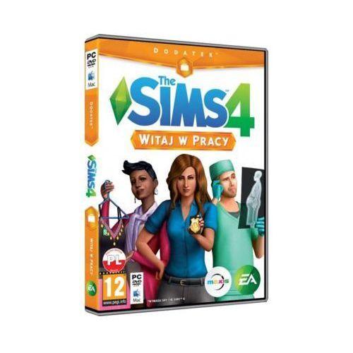 OKAZJA - The Sims 4 Witaj w Pracy (PC)
