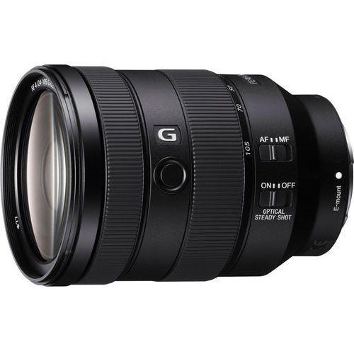 sel fe 24-105mm f4 g oss marki Sony