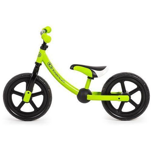 Rowerek biegowy KINDERKRAFT 2 Way Next Zielony + DARMOWY TRANSPORT! (5902533908790)