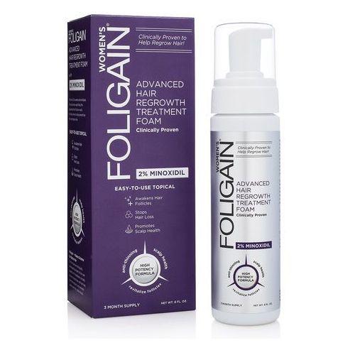 f2 pianka przeciw łysieniu z minoxidilem 5% marki Foligain