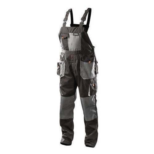Spodnie robocze  81-240-m na szelkach (rozmiar m/50) marki Neo