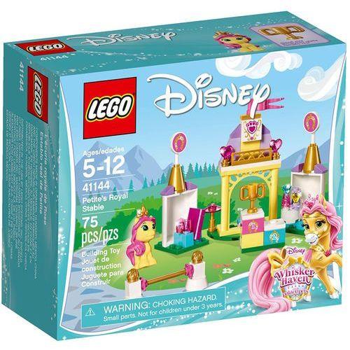 Lego DISNEY PRINCESS Królewska stajnia fuksji 41144. Najniższe ceny, najlepsze promocje w sklepach, opinie.