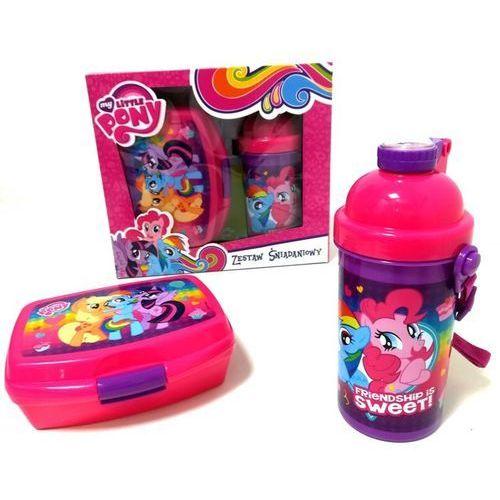 Śniadaniówka Bidon My Little Pony Bambino (5903235191183)