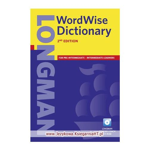 Longman WordWise Dictionary + CD-ROM (722 str.)