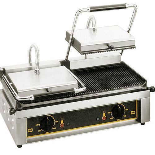 Kontakt grill podwójny roller grill 777217 marki Stalgast