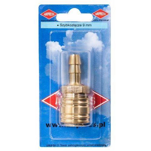 Szybkozłącze Airpress 9 mm, 4301509