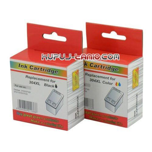HP 304XL Black + Color (Arte, R) tusze do HP Deskjet 2620, HP Deskjet 2630 (4898948708340)