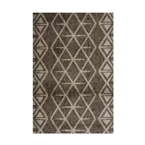 Chodnik dywanowy GALA brązowy 80 x 190 cm