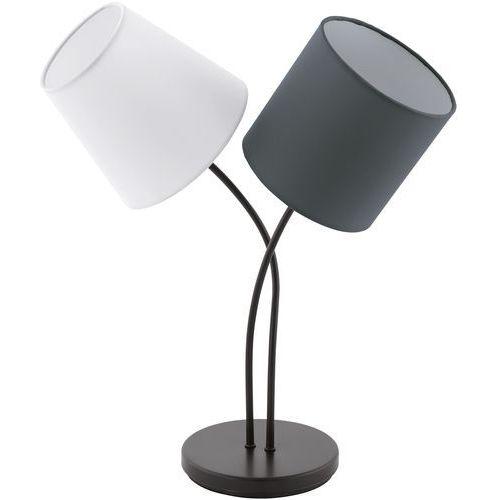 Eglo 95194 - Lampa stołowa ALMEIDA 2xE14/40W/230V