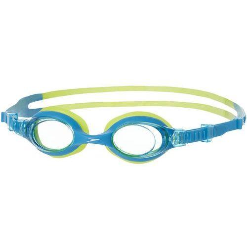 speedo Skoggle Okulary pływackie Dzieci niebieski Okulary do pływania