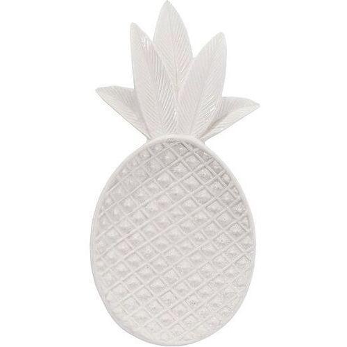 Tacka ananas bloomingville biała