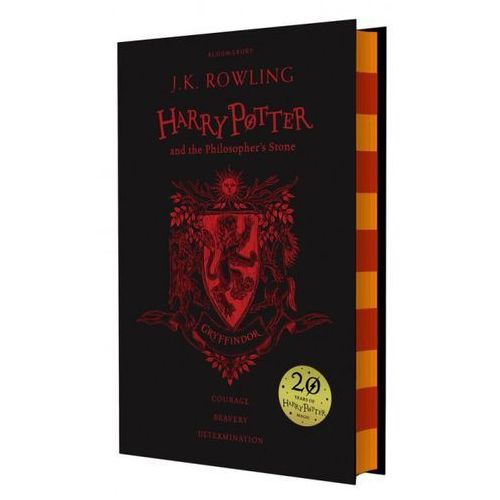 Harry Potter and the Philosopher's Stone - Gryffindor Edition, Bloomsbury