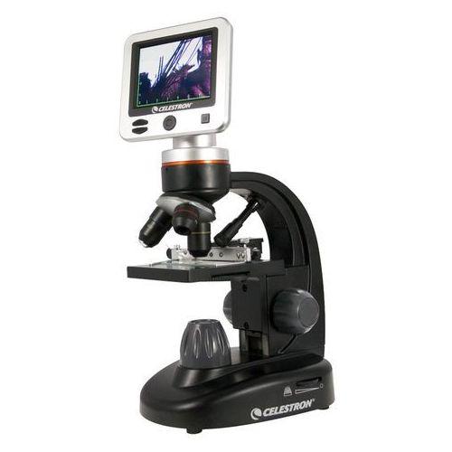Celestron Mikroskop cyfrowy z wyświetlaczem lcd ii
