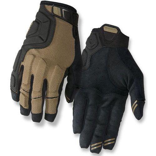 remedy x2 rękawiczka rowerowa mężczyźni beżowy/czarny m 2018 rękawiczki mtb marki Giro