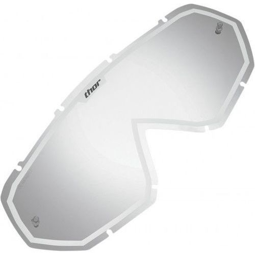 Szybka THOR MIRROR WHITE LENS do Gogli THOR HERO i ENEMY