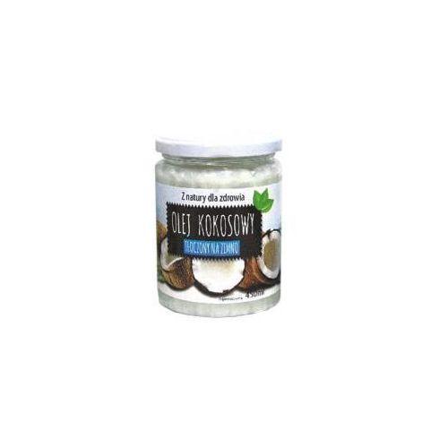 Olej kokosowy tłoczony na zimno Acs 450 ml
