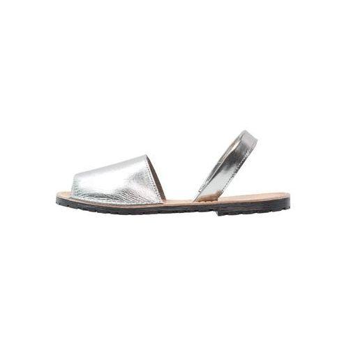 Sandały Tamaris 28916 - srebrny metaliczny