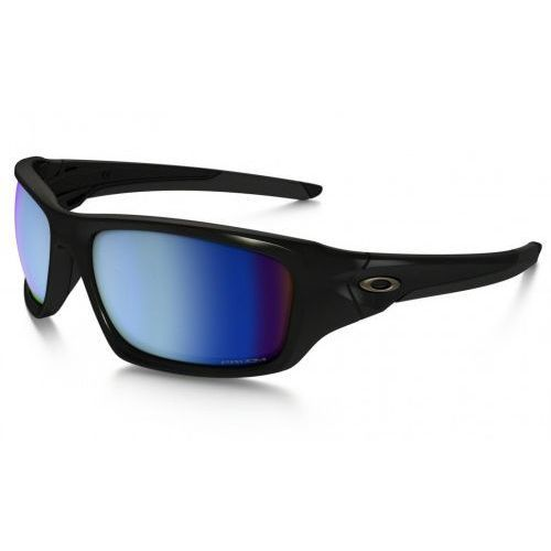 Okulary Oakley VALVE Polished Black Prizm Deep H2O Polarized OO9236-19, kolor czarny