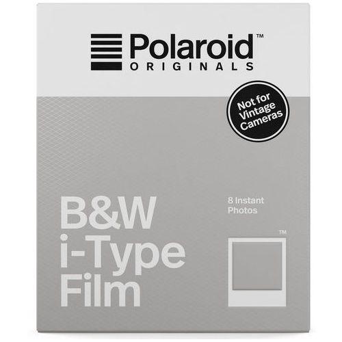 Wkłady do aparatu POLAROID I-Type Czarno-biały (8 zdjęć)