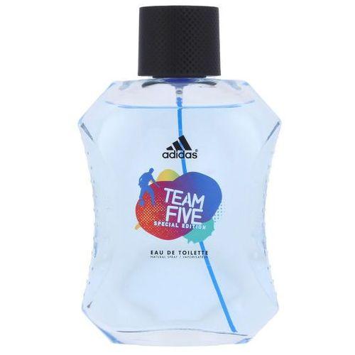 Team Five Special Edition 100ml marki Adidas z kategorii: wody toaletowe dla kobiet
