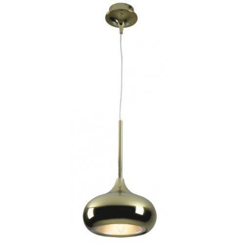 Lampa wisząca Maxlight Vox P0306 1x40W E14 złota (5903351002387)