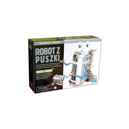 4m industrial development inc. Robot z puszki (4893156032706)