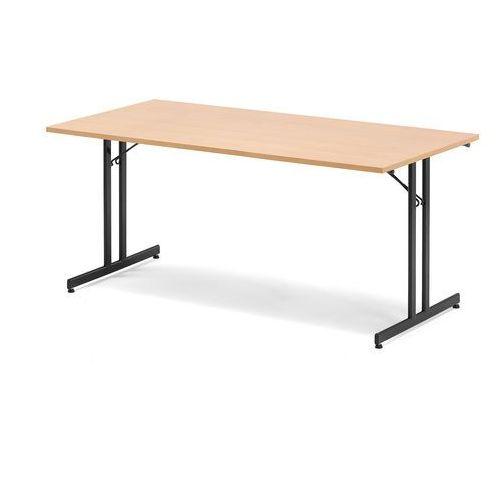Aj produkty Stół konferencyjny emily, składany, 1800x800x720 mm, buk, czarny