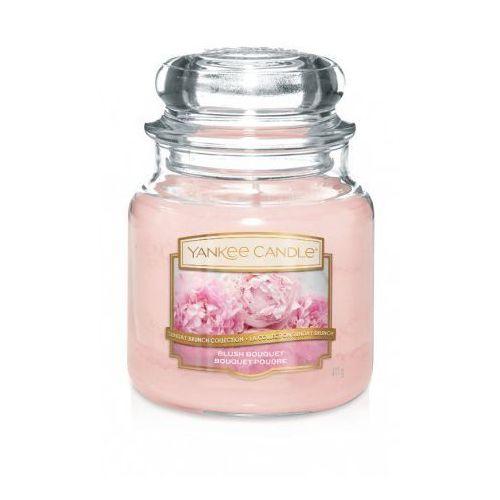 Yankee home Świeca yankee słoik średni blush bouquet - 1610858e