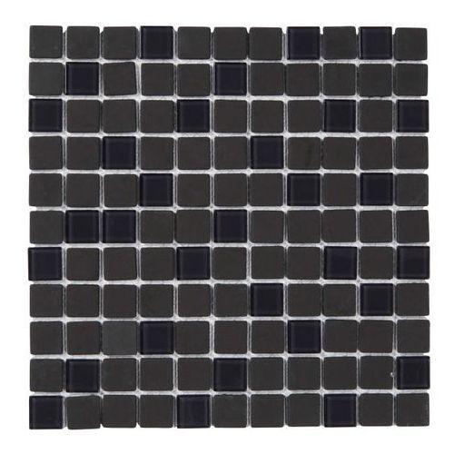 Mozaika Genovia Colours 30 x 30 cm czarna (3663602994237)