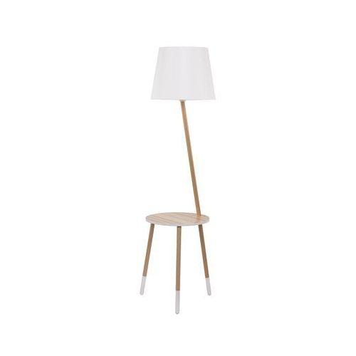 Tk lighting Lampa podłogowa lama 1xe27/60w/230v biały