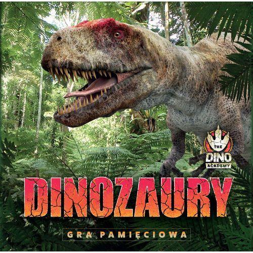 Gra pamięciowa dinozaury - darmowa dostawa kiosk ruchu marki Jacobsony