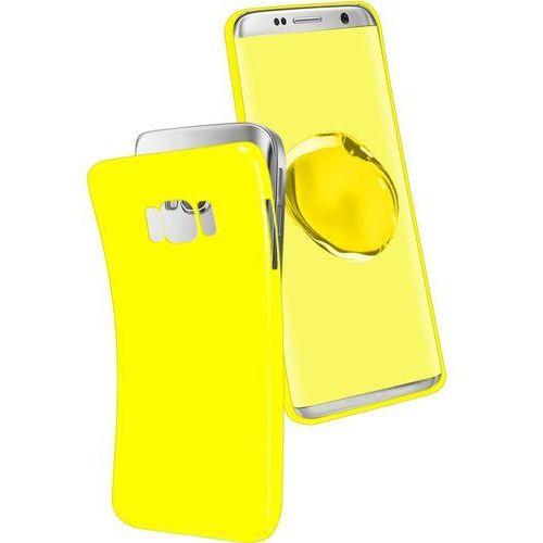 SBS Cool Cover TECOOLSAS8Y Samsung Galaxy S8 (żółty) - produkt w magazynie - szybka wysyłka!