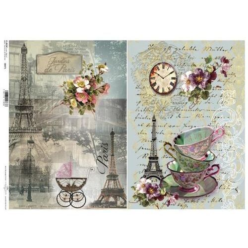 Itdcollection Papier do decoupage 30x42 cm - 471