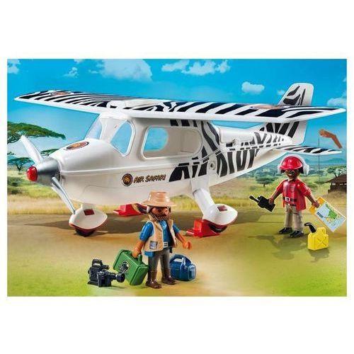 Playmobil WILD LIFE Samolot safari 6938 - BEZPŁATNY ODBIÓR: WROCŁAW!