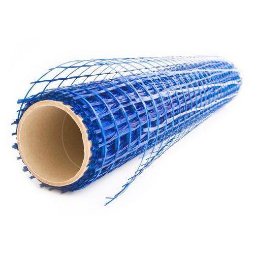 Emaga Siatka podkładowa tynkarska z włókna szklanego do wylewek betonowych tynków maszynowych 145g/m2