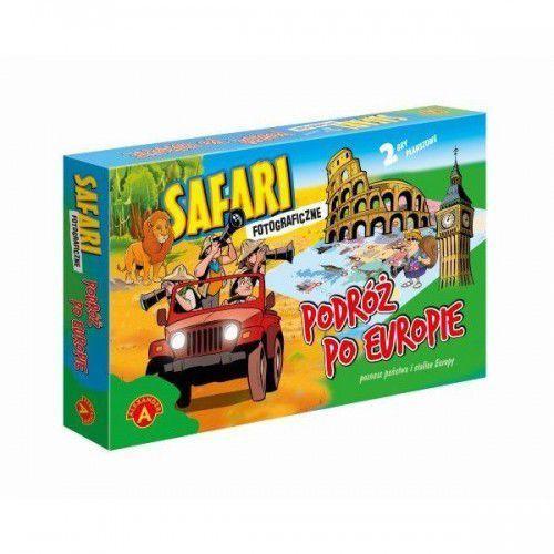 Alexander Gra Safari fotograficzne - podróz do Europy (5906018013894)