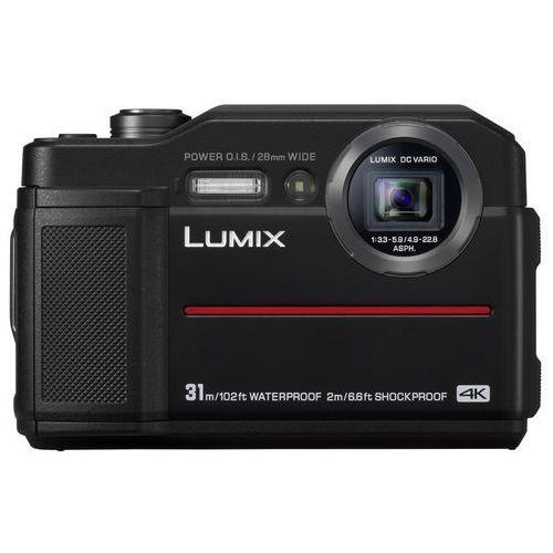 Panasonic Lumix DMC-FT7. Najniższe ceny, najlepsze promocje w sklepach, opinie.