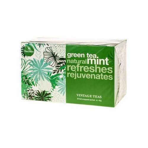 Vintage Teas Green Tea Mint - 30 Torebek 1,5g