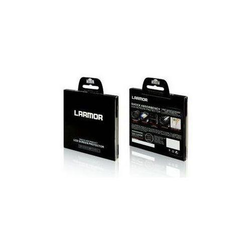 Szkło ochronne na wyświetlacz larmor dla nikon d5300 (lrgnd5300) marki Ggs