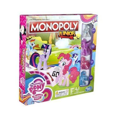 Hasbro Gra monopoly junior my little pony (5010993317110)
