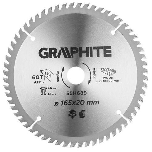 Graphite Tarcza 55h689