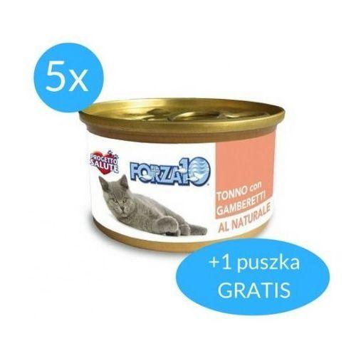 Forza10 maintenance dla kota 75g: smak - tuńczyk z kewetkami dostawa 24h gratis od 99zł